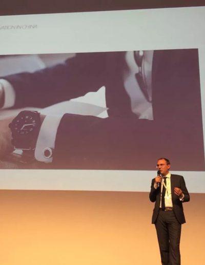 Oliver Gößler, Managing Director Germany, Austria & CEE Montblanc Deutschland GmbH