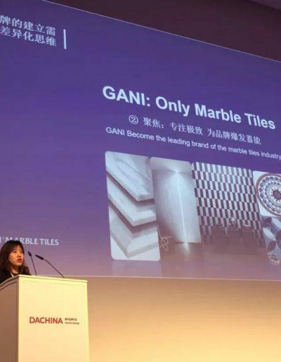 LI Jia, Brand Director der GANI Ceramics